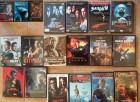 Sammlung 24 DVDs Action, Thriller und Horror