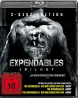 Expendables 1-3 Trilogy Box [BR] (deutsch/uncut) NEU+OVP