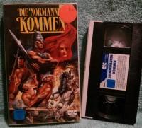 Die Normannen kommen VHS Charlson Heston (E26)