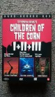 Stephen King's Children of the Corn 1,2,3 NL UNCUT Box