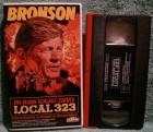Ein Mann schlägt zurück LOCAL 323 VHS Charles Bronson VCL