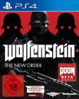 PS4 - Wolfenstein - The New Order(175412341252,Vitkomm NEU)