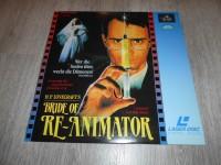 Laserdisc: BRIDE OF RE-ANIMATOR - Astro - Rarität! OOP!