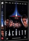 FACULTY, THE (Blu-Ray+DVD) - Cover B - Mediabook