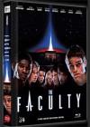 FACULTY, THE (Blu-Ray+DVD) - Cover B - Mediabook
