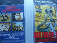 Burma Connection ... Action - VHS !!!