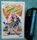 Wenn Zachy ins Manöver zieht VHS Atlanta Video