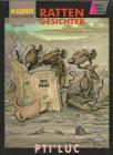 U-Comix Band 52 Lim. Auflage (500St.)  Rattengesichter