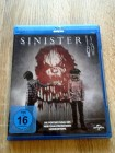 SINISTER 2 / BLURAY / FORTSETZUNG DES HORRORTRIPS / UNCUT