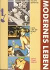 Modernes Leben Erotik Comic