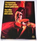 The Killer reserved nine Seats Blu-ray -  Neu - OVP -