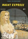 Nacht Express Band 1 Porno Comic