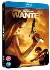 Wanted - UK-Steelbook Blu-ray