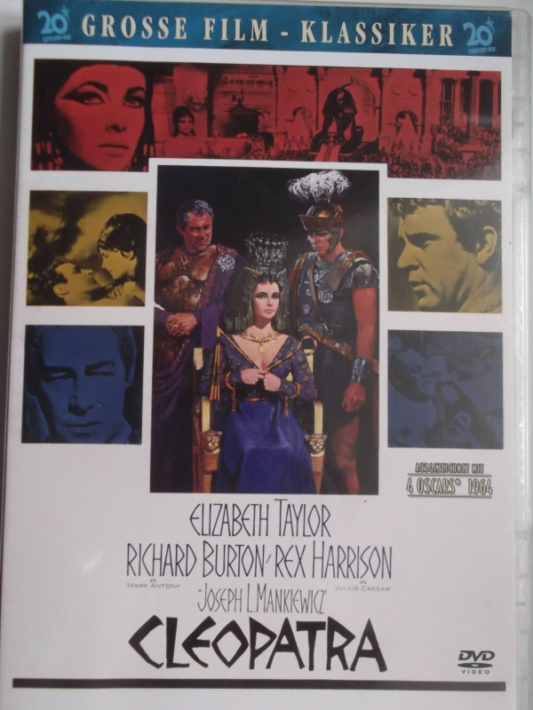 Cleopatra (1963) - Elizabeth Taylor, Richard Burton