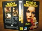VHS - Zur�ck bleibt die Angst - Fred Astaire - CIC
