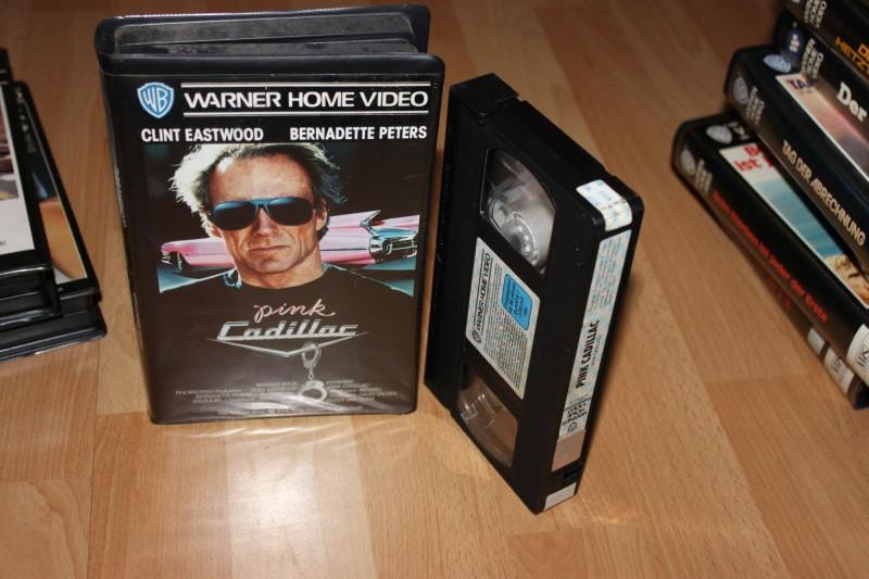 WARNER HOME VIDEO -  PINK CADILLAC