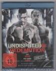 Undisputed 3 / Undisputed III - Blu-Ray - neu - uncut!!