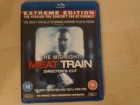 The Midnight Meat Train Blu Ray - Extreme Edition UK