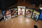 WARNER HOME VIDEO -  ROCKY 1-5