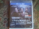 Universal Soldier - Day Of Reckoning - blu - ray - Van Damme