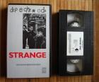 Depeche Mode - Strange (1988) VHS Video Mute Virgin