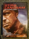 Stirb Langsam 1-4 Quadrilogy DVD Box Bruce Willis
