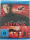 Firefox - MIG als Mega Flugzeug - Clint Eastwood , England