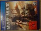 Mad Max PS4 Sony Playstation 4 ++ uncut ++