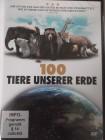 100 Tiere unserer Erde - Wildtiere in Afrika, Kanada & Co