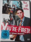 You are fired - Matt Dillon - Gefeuert, abserviert, Leichen