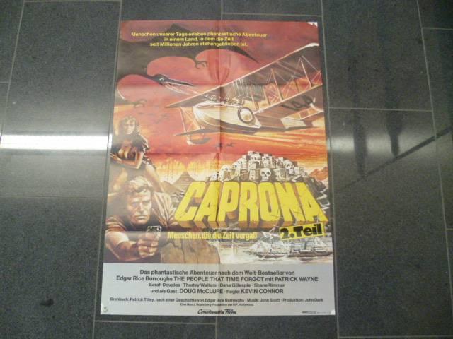 CAPRONA 2. TEIL - ORIGINAL KINOPLAKAT A1
