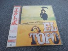 EL TOPO Japan LD Laserdisc TOP!