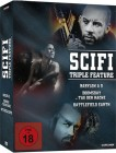 SciFi Triple Feature - NEU - OVP