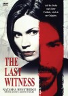 Last Witness -  DVD  (X)