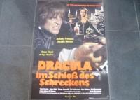 DRACULA IM SCHLOß DES SCHRECKENS - ORIGINAL KINOPLAKAT A1
