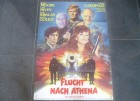 FLUCHT NACH ATHENA - ORIGINAL KINOPLAKAT A1