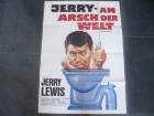 JERRY - AM ARSCH DER WELT - ORIGINAL KINOPLAKAT A1