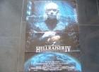 HELLRAISER IV - ORIGINAL KINOPLAKAT A1