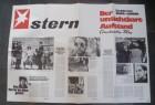 STERN - DER UNSICHTBARE AUFSTAND - ORIGINAL KINOPLAKAT A1