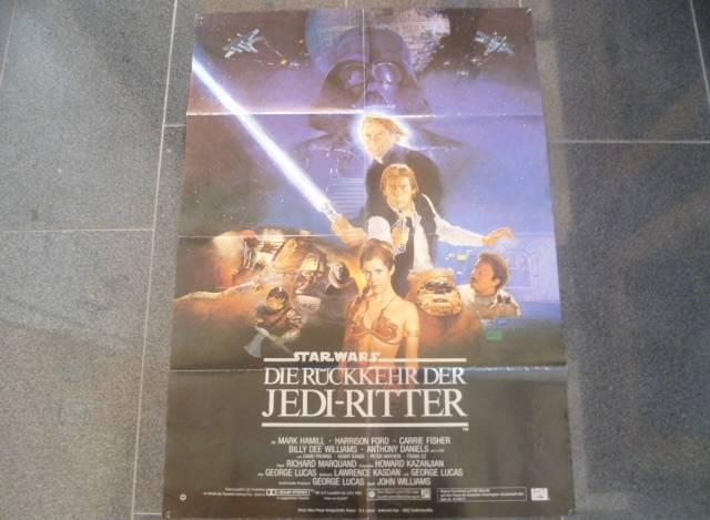 STAR WARS - DIE RÜCKKEHR DER JEDI-RITTER - KINOPLAKAT A1