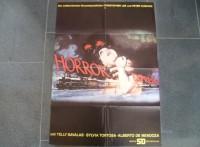 HORROR EXPRESS - ORIGINAL KINOPLAKAT A1