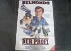 BELMONDO - DER PROFI - ORIGINAL KINOPLAKAT A1