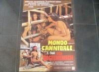 MONDO CANNIBALE 2. TEIL - ORIGINAL KINOPLAKAT A1