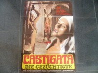 CASTIGATA - DIE GEZÜCHTIGTE  - ORIGINAL KINOPLAKAT A1