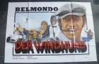 BELMONDO - DER WINDHUND - ORIGINAL KINOPLAKAT A0