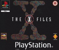 The X Files / Playstation 1 / Sony / 4 Discs