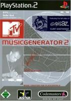 MTV Music Generator 2  / Playstation 2 / Sony Codemasters