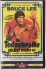 Bruce Lee-Die Todeskralle schlägt wieder zu  PAL VHS  (#16)