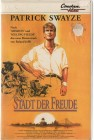 Stadt der Freude (Patrick Swayze)  PAL VHS  Constantin(#16)