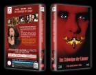 Schweigen der Lämmer - gr DVD/Blu-ray Hartbox B Lim 84 OVP
